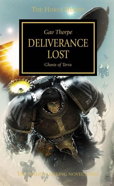 Delivrance lost (couverture originale)