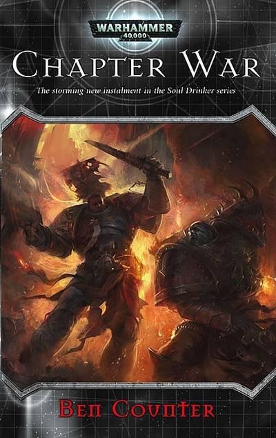Chapter War (couverture originale)