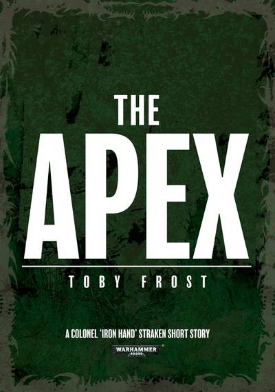 The Apex (couverture originale)