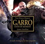 Garro : Oath of Moment (couverture originale)