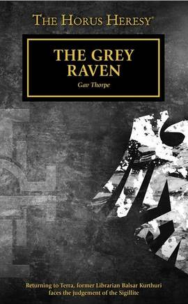 The Grey Raven (couverture originale)