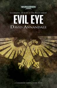 Evil Eye (couverture originale)