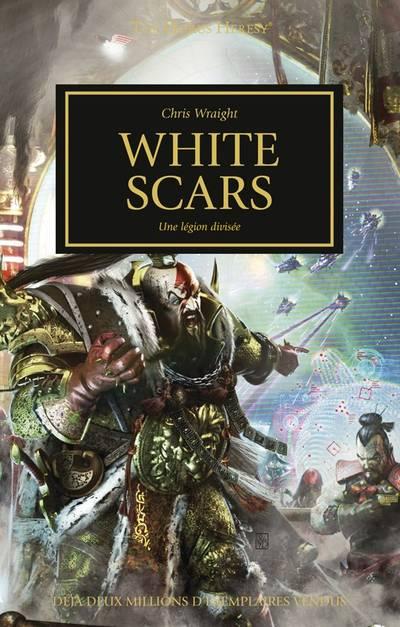 White Scars (couverture française)