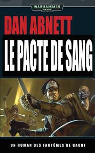 Le Pacte du sang (couverture française)