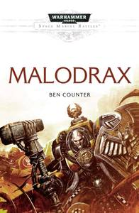 Malodrax (couverture originale)