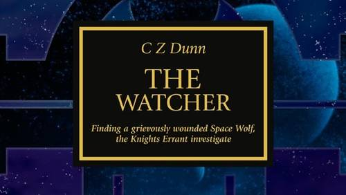 The Watcher (couverture originale)