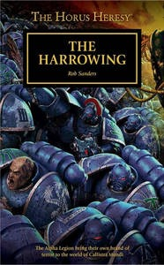 The Harrowing (couverture originale)