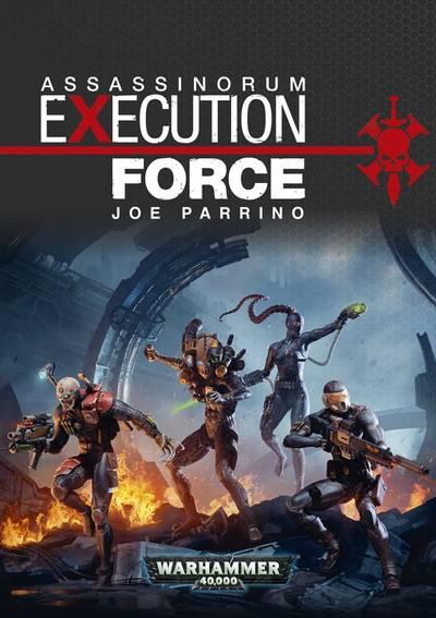 Assassinorum : Execution Force (couverture originale)