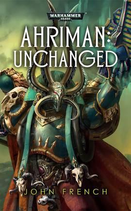 Ahriman : Unchanged (couverture originale)