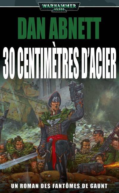 30 Centimètres d'Acier (couverture française)