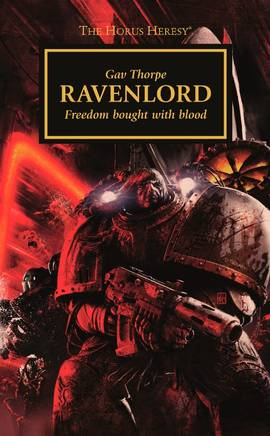 Ravenlord (couverture originale)