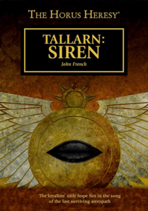 Tallarn : Siren (couverture originale)