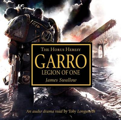 Garro : Legion of One (couverture originale)