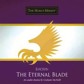 Lucius : The Eternal Blade (couverture originale)