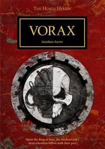Vorax (couverture originale)