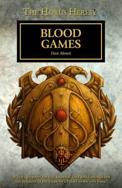 Blood Games (couverture originale)