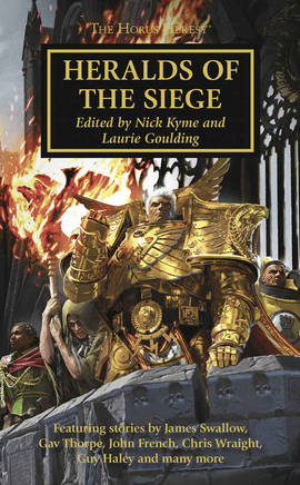 Heralds of the Siege (couverture originale)