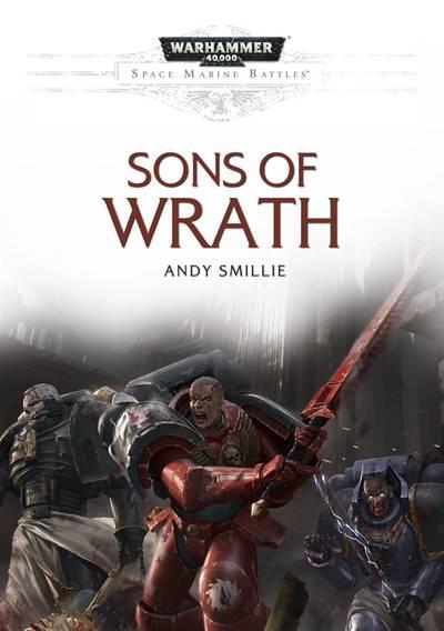 Sons of Wrath (couverture originale)