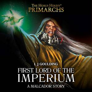 Malcador : First Lord of the Imperium (couverture originale)