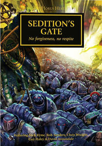 Sedition's Gate (couverture originale)