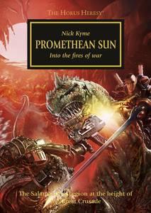 Promethean Sun (couverture originale)