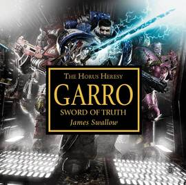 Garro : Sword of Truth (couverture originale)