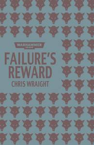 Failure's Reward (couverture originale)