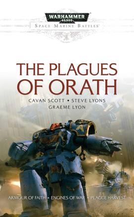 The Plagues of Orath (couverture originale)