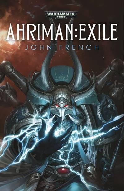 Ahriman : Exile (couverture originale)