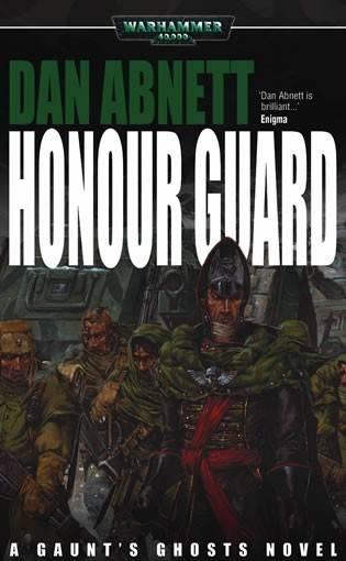 Honour Guard (couverture originale)