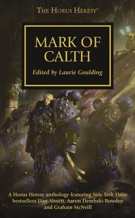 Mark of Calth (couverture originale)