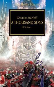 A Thousand Sons (couverture originale)