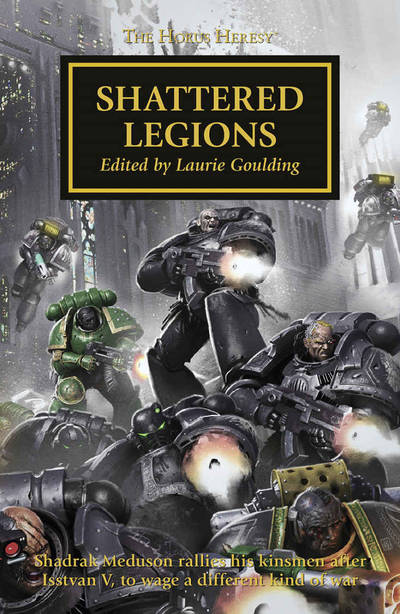Shattered Legions (couverture originale)