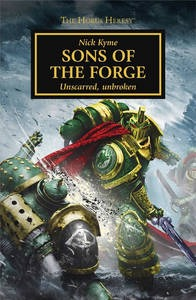 Sons of the Forge (couverture originale)