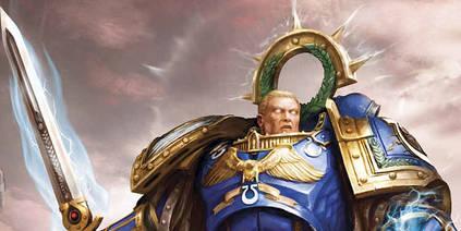 Roboute Guilliman : Lord of Ultramar (couverture originale)