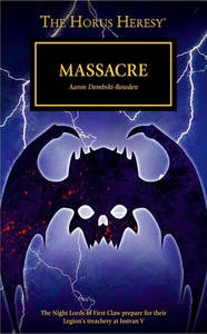 Massacre (couverture originale)