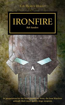 Ironfire (couverture originale)
