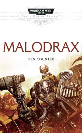 Malodrax (couverture originale)