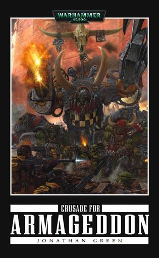 Crusade For Armageddon (couverture originale)