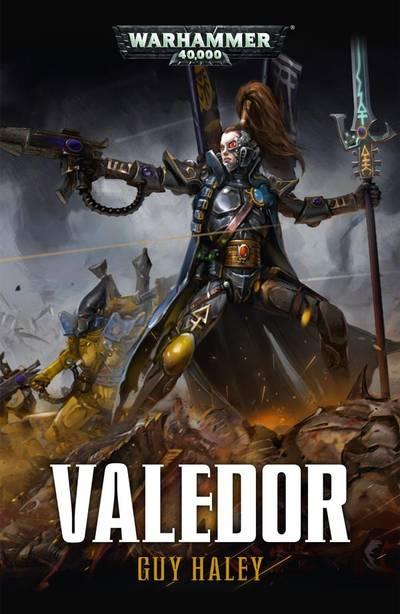 Valedor (couverture française)