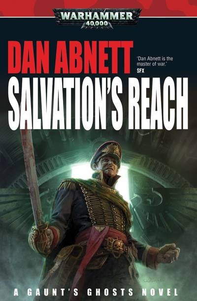 Salvation's Reach (couverture originale)