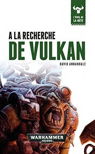 A la Recherche de Vulkan (couverture française)
