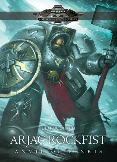 Arjac Rockfist : Anvil of Fenris (couverture originale)