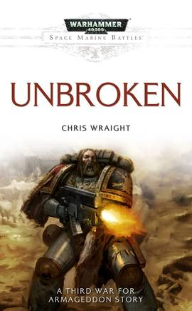 Unbroken (couverture originale)