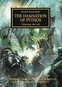 The Damnation of Pythos (couverture originale)