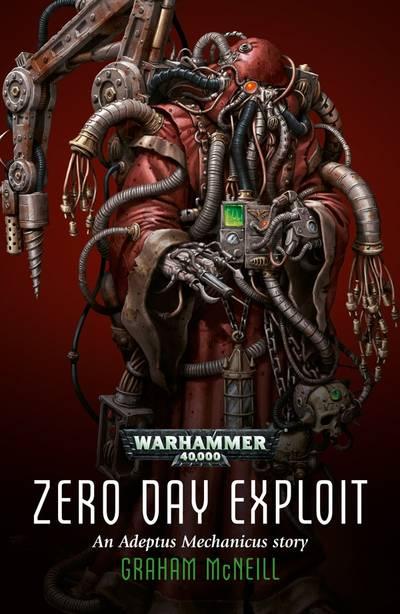 Zero Day Exploit (couverture originale)
