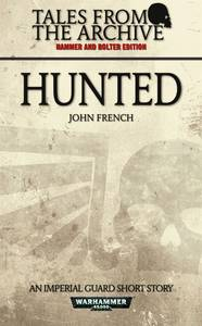 Hunted (couverture originale)