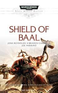 Shield of Baal (couverture originale)
