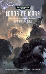 Lords of Mars (couverture originale)