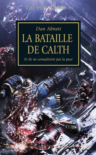 La Bataille de Calth (couverture française)